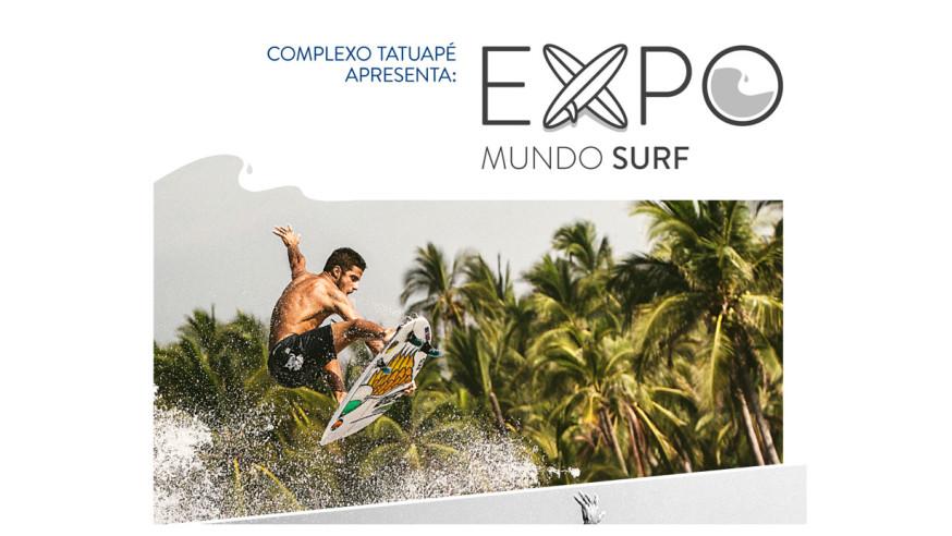Complexo Tatuapé apresenta Expo Mundo Surf