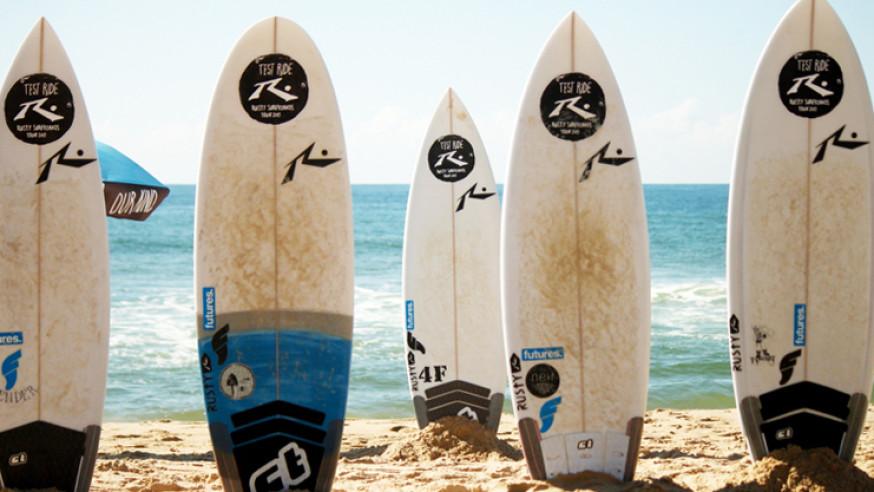 5 Dicas para você escolher sua Prancha de Surf