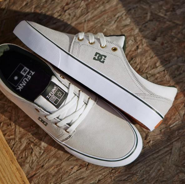 A DC Shoes se desenvolveu junto com seus atletas ff66374663353