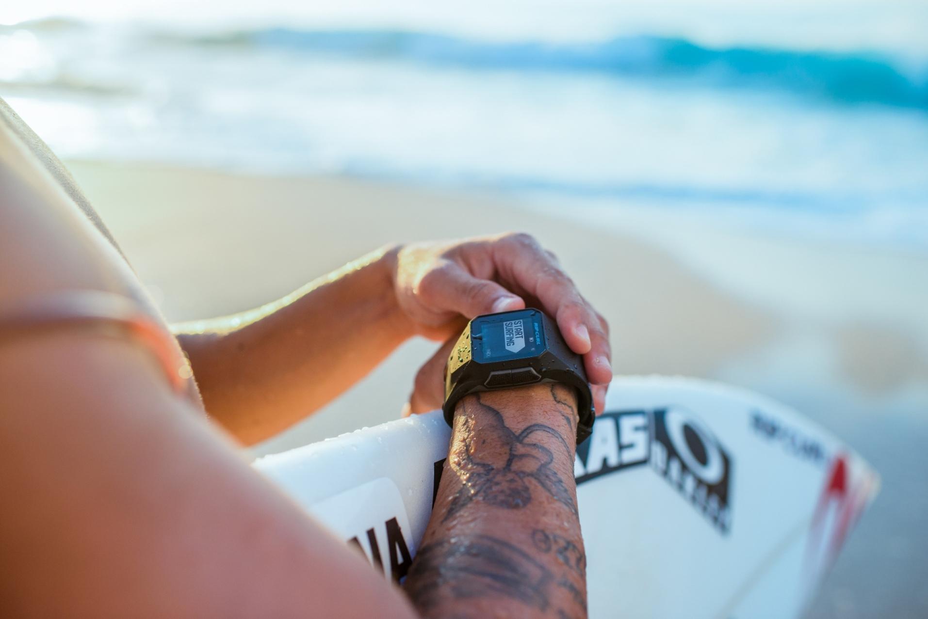 f3cc6f50b47 Relógio GPS Rip Curl! Registre o seu surf. - Blog Surf Alive