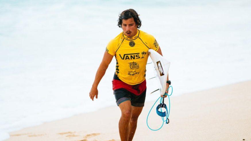 Brasileiros garantidos na elite do surf em 2017
