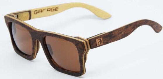 Lançamento! Óculos de Madeira Surf Alive!
