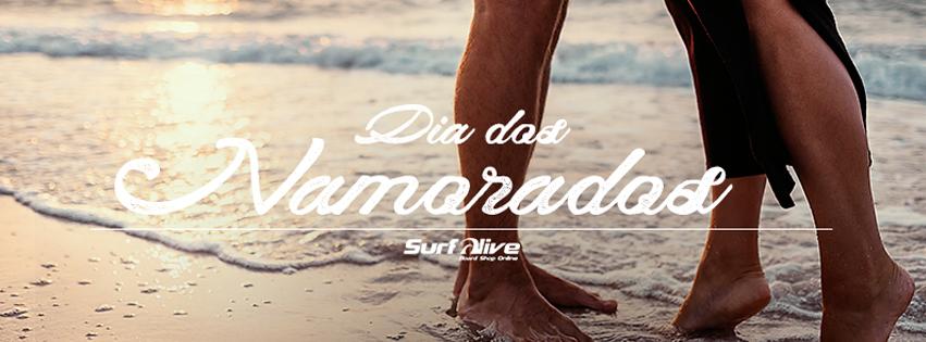 Dia dos Namorados na Surf Alive! Veja as opções!