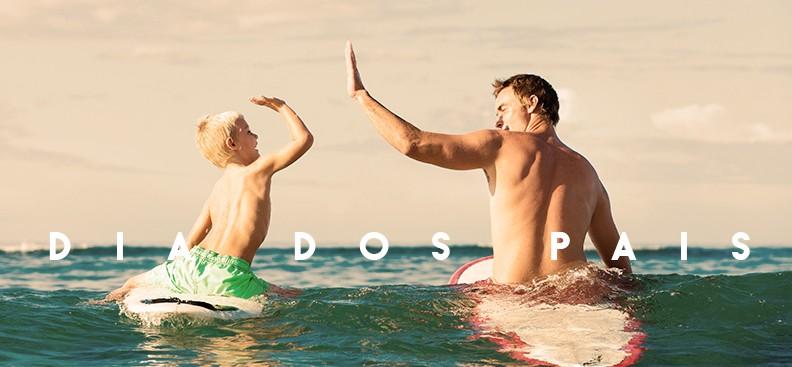 Dia dos Pais Surf Alive O presente está aqui