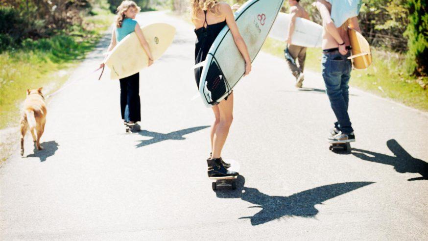 Skates Quiksilver chegaram na Surf Alive