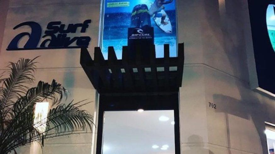 Inauguração da Surf Alive Perdizes Movimenta o Mercado