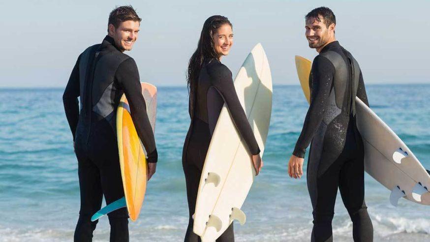 Descontos de até 50% em Roupas de Borracha na Surf Alive!