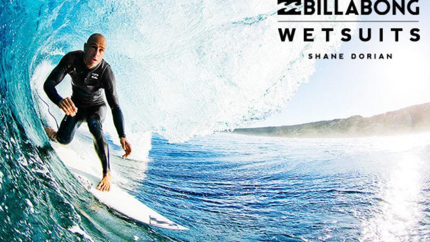 Novas roupas de borracha Billabong 2018 na Surf Alive!