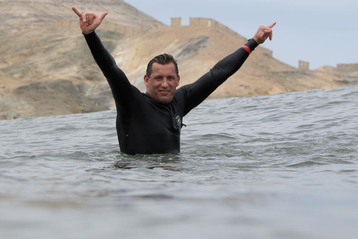João Paulo Gouveia – Equipe Surf Alive.