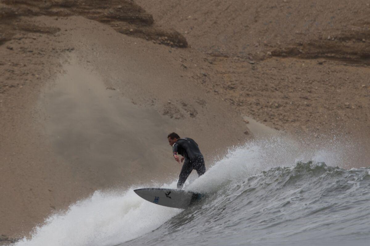 João Paulo Gouveia - Equipe Surf Alive, em Chicama.