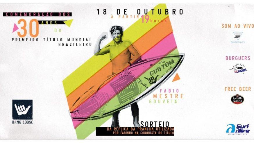 Festa Hang Loose agita Surf Alive Perdizes