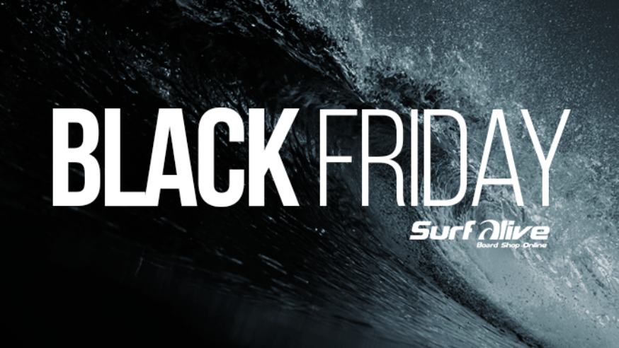 Esquenta Black Friday na Surf Alive