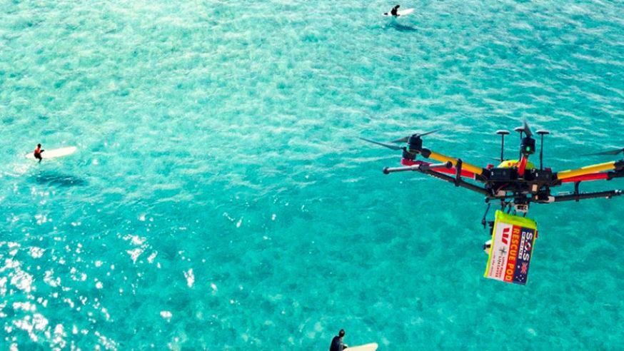 Austrália começa a controlar atividade de tubarões com drones