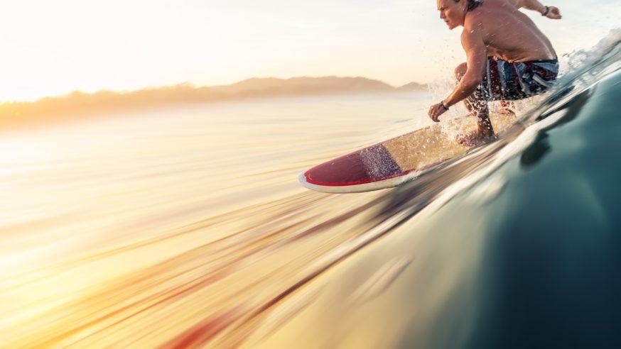 O Surf e seus benefícios