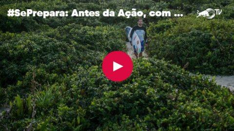 ADRIANO DE SOUZA SE PREPARA PARA O OI RIO PRO APÓS A SUA LESÃO