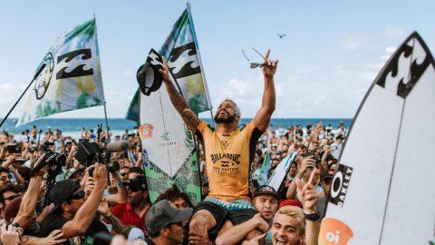 World Surf League cancela Championship Tour de 2020 e anuncia novo formato para o Circuito Mundial de 2021